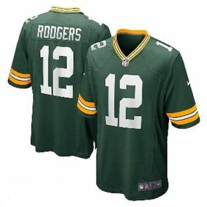 🆕 GREEN BAY PACKERS AARON RODGERS  JERSEY - 3X